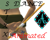 {Ama Dance Sticks orange