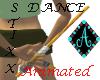 {Ama Dance Sticks orange