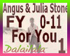 ! A&J Stone-For You 1