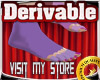 Derivable Feet  Female