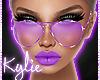 Violet Glasses