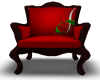 Victorian Xmas Chair