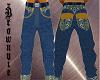Custom Made Omega Jeans