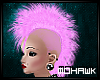 [MO]Light Pink Mohawk F