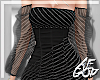 "Ⱥ"" Black Dress F"
