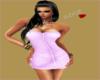 ~Boss~Sexy Pink Dress