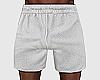 White Sweatshorts