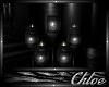 Pantheress Glass Candles