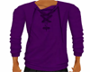 *TRH*PURP LOUNGE TOP