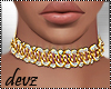 ! Curb Necklace choker