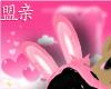 Dakku Heart Bunny Ears