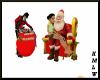[KMLW]Sit on Santa Lap