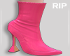 R. PINK Boots