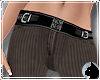 !Cord Jeans Ash Brown