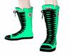 Seafoam Green Converse