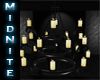 (M) Candle Chandelier 2