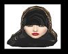 FW royal black hood