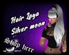 Hair Laya Silver moon