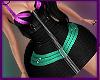 Neon Bandage Dress RXL