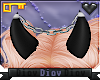 *D* Liv Chained Horns