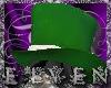 ELVEN Emerald Tophat