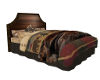 Rustic Cabin Cuddle Bed