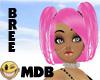 ~MDB~ PINK GUM BREE HAIR
