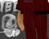 (90E)Crm.Pinstripe Pants