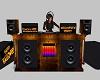 Halloween DJ Booth