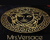 Gold Versace Symbol
