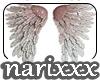 3D Angel Wings Wall Art