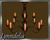 ~L~ Castle Chandelier