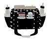 Polka Dot Baby Bag