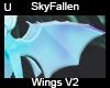 SkyFallen Wings V2