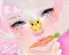 kawaii Easter girl