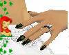 dark ivy nails