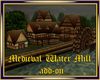 Medieval Watermill addon