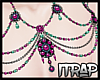 {iTrap} Peacock Beads