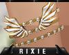 Angelic Wings Bracelets