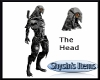 Assassin Droid Head M/F