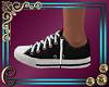 Trish Black Sneakers