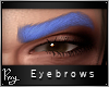 Sultry Brows - Pale Blue