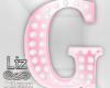 Baby Shower letter G