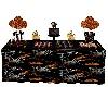 Halloween Treat Table