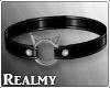 [R] Cat Collar Black