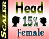 Head Resizer 15%