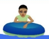 Inner Tube with Poses
