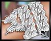 2u Butterfly Bracelet
