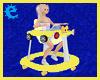 [E] Yellow Toy Walker