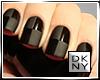 check black nails